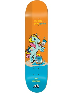 Enjoi Raemers My Little Pony the 3rd Impact Light Skateboard Deck - 8
