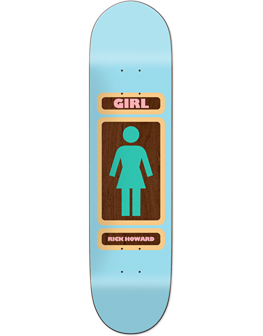Girl Howard '93 Til Skateboard Deck - 8.5""