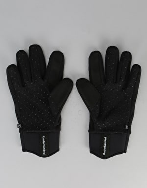 Underhanded Duo Touchscreen Gloves - Black
