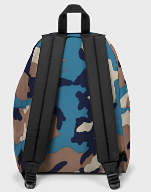 Eastpak Padded Pak'R Backpack - Camo Navy