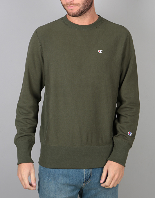 Champion Crewneck Sweatshirt - FON