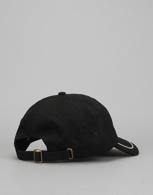 Stüssy Classic Stock Low Pro Cap - Black