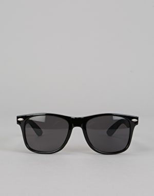 Emerica Classic Wayfarer Sunglasses - Black