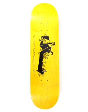 Chocolate Hsu Wood Grain Pro Deck - 8.25