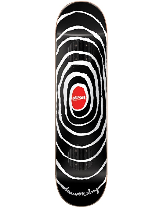 Almost Daewon Vortex Impact Support Skateboard Deck - 8.25""
