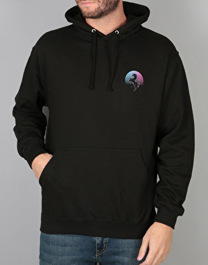 Route One Overdrive Pullover Hood - Black