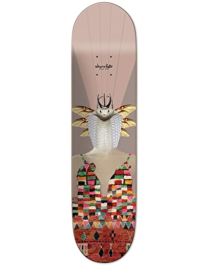 Chocolate Berle Goddess Pro Deck - 8.375
