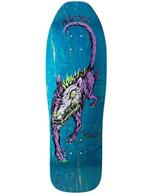 Welcome Miller Beast on Sugarcane Pro Deck - 10