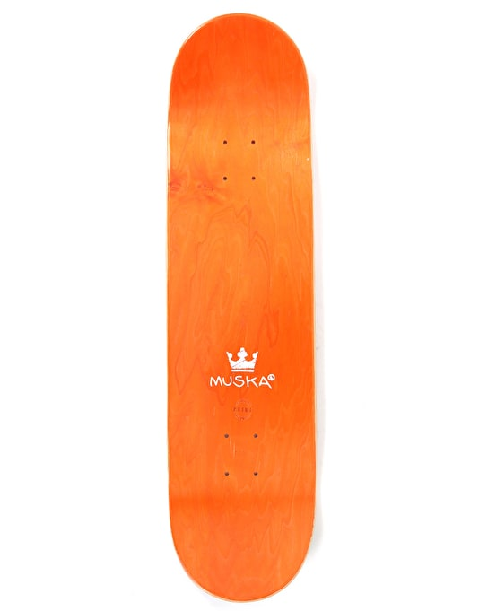 Prime Heritage Muska Boombox Special Edition Skateboard Deck - 8.38""