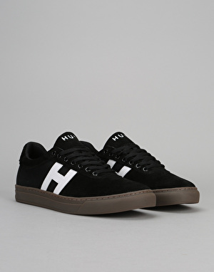 HUF Soto Skate Shoes - Black/Gum