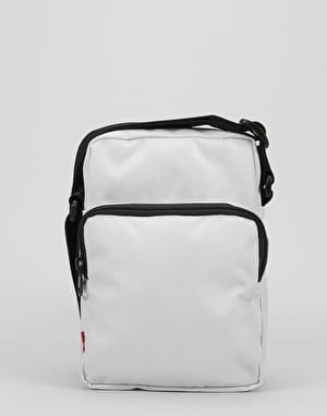 Levis L Series Small Cross Body Bag - Regular White