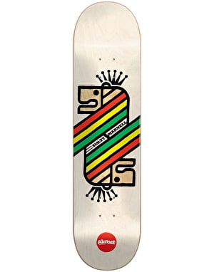 Almost Lewis Farewell Infinity Skateboard Deck - 8