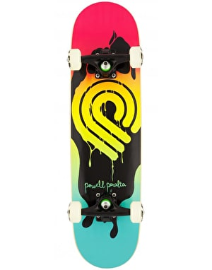 Powell Peralta Triple P Colby Fade Complete Skateboard - 7.5