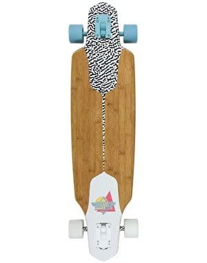 Dusters Channel Jiggy Drop Through Longboard - 38