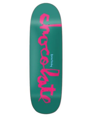 Chocolate Tershy Original Chunk 'Powerslide' Pro Deck - 9.25