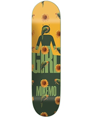 Girl Mike Mo Sanctuary Skateboard Deck - 8.125