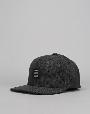 Dickies Brackenridge Snapback Cap - Black