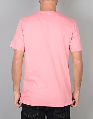 Carhartt S/S Pocket T Shirt - Guava