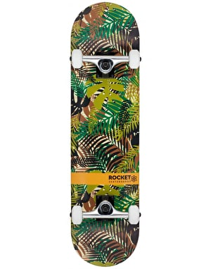 Rocket Safari Distinct Series Complete Skateboard - 8