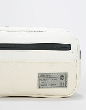 HEX Cross Body Waist Bag - Aspect Ivory/Matte Ivory