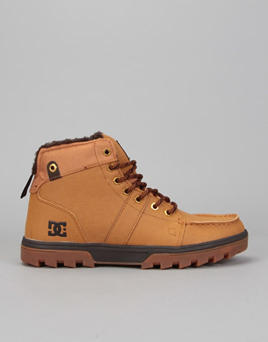 DC Woodland Boots - Wheat