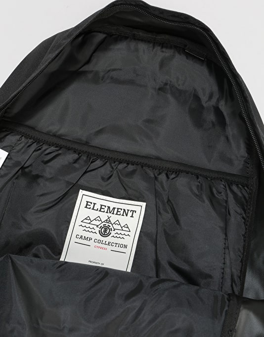 Element Cypress Backpack - Flint Black