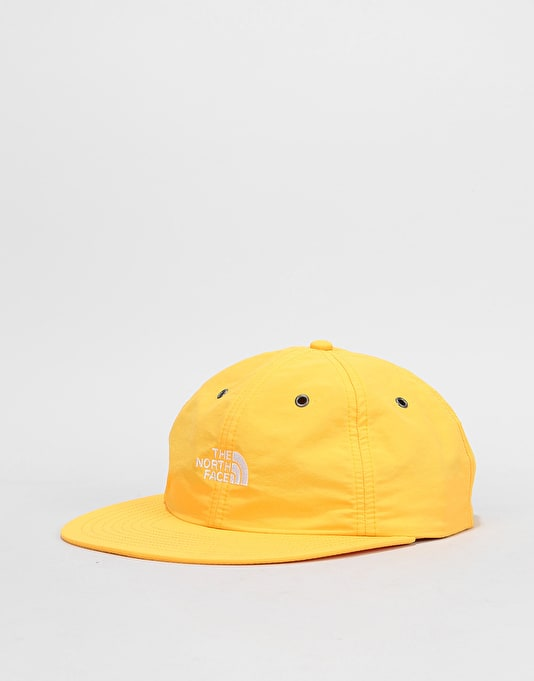 The North Face Throwback Tech Cap - TNF Yellow/TNF White
