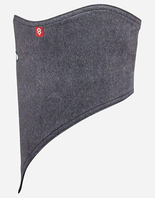Airhole Standard 2 Layer Facemask - Heather Ash