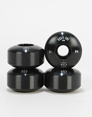 Route One Four Corners 102a Skateboard Wheel - 51mm