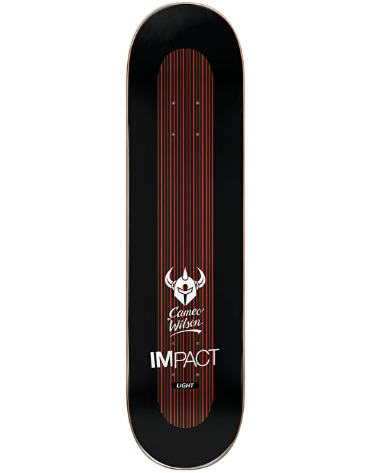 Darkstar Cameo Throwback 2 Impact Light Pro Deck - 8.25""