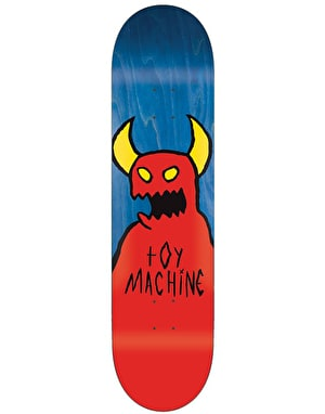 Toy Machine Sketchy Monster Team Deck - 9