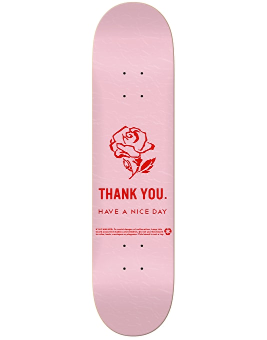 Real Kyle Thank You Pro Deck - 8.06""