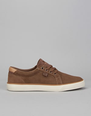 DC Council SE Skate Shoes - Olive