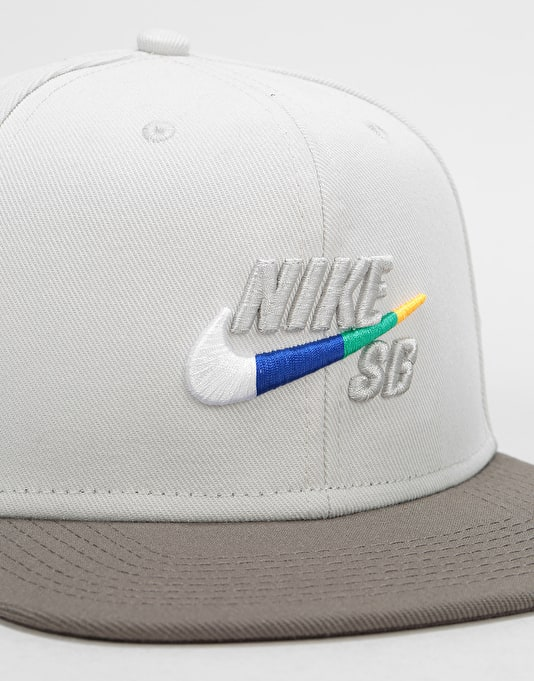 Nike SB Icon Cap - Light Bone/Ridgerock/Multi