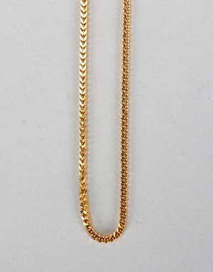 Midvs Co 18K Gold Plated 22