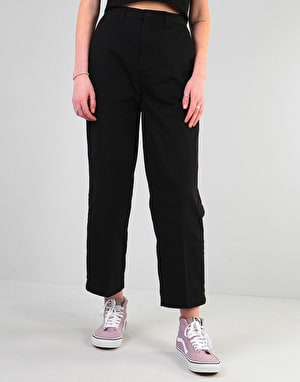 Santa Cruz Womens Nolan Chino Pant - Black