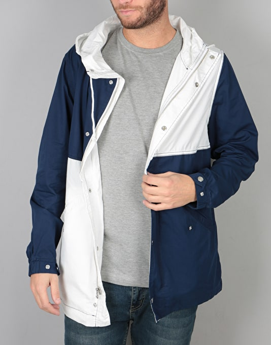 HUF Expedition Parka - Blue