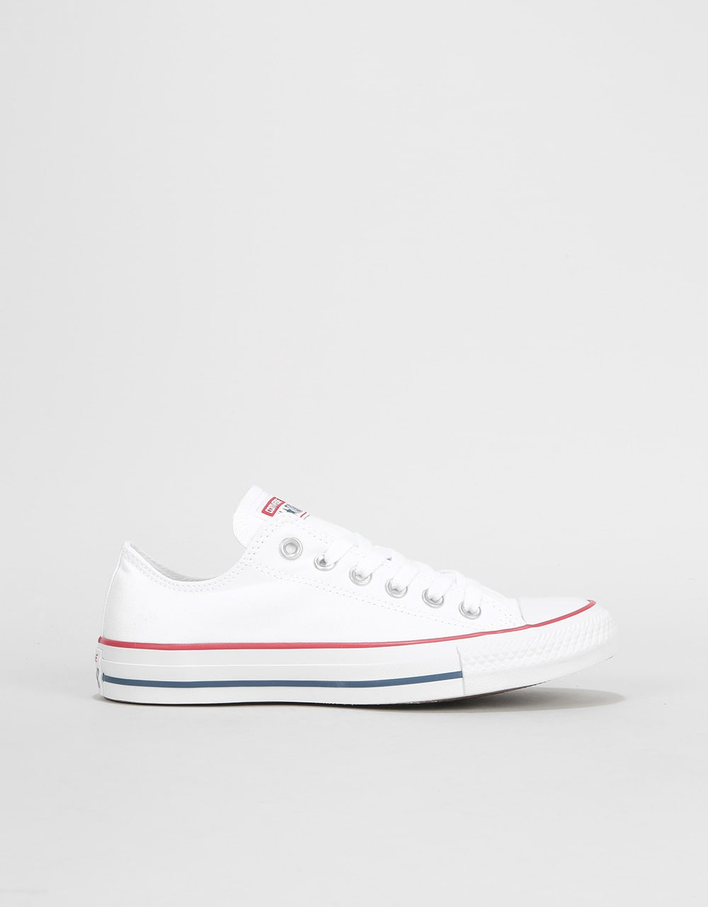 23739d6b92e0 Converse All Star Low Womens Trainers - Optical White