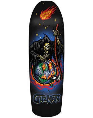 Santa Cruz Guzman Smile Preissue Pro Deck - 9.16