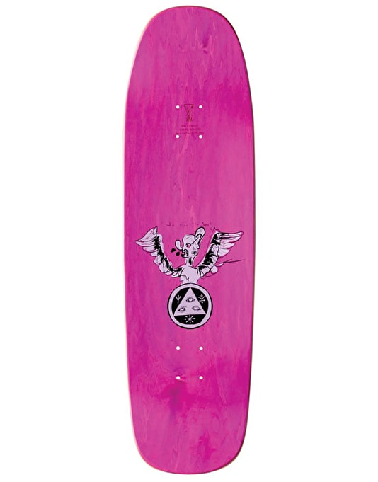 Welcome Seraphim on Golem Skateboard Deck - 9.25""