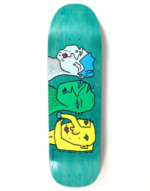 Polar It Sucks to be a Dickhead Team Deck - 1991 Shape 9.25