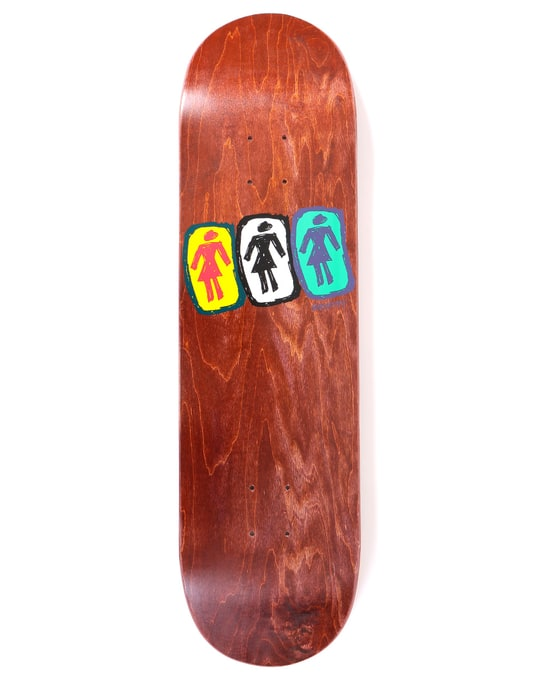 Girl Brophy Sketchy OG Skateboard Deck - 8.5""