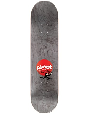 Almost x Jean Jullien Daewon Monsters Pro Deck - 8