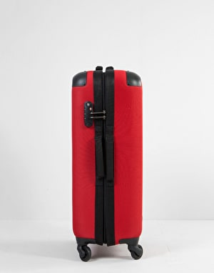Eastpak Tranzshell Medium Wheeled Luggage Bag - Apple Pick Red