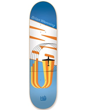 Habitat Wenning Coexist Re-issue Pro Deck - 8.25