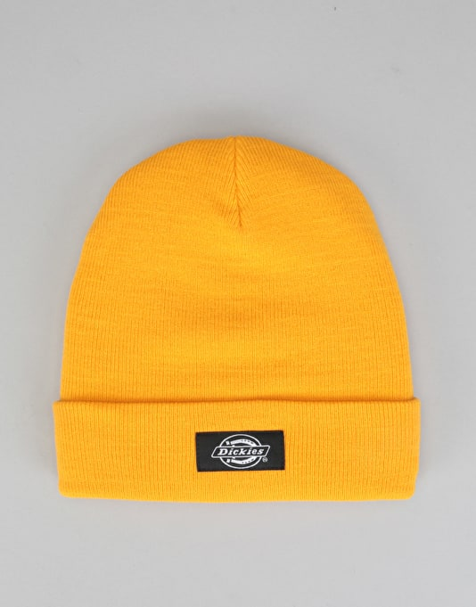 Dickies Yonkers Beanie - Gold Orange