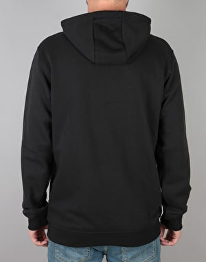 Adidas Solid BB Pullover Hoodie - Black