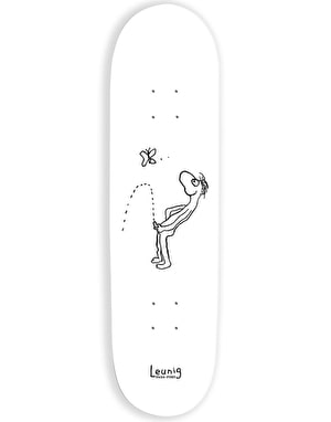 Pass Port Leunig Series - Butterfly Piss Team Deck - 8