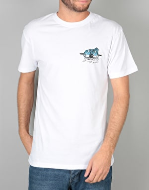 Santa Cruz Natas T-Shirt - White