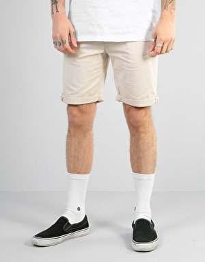 Bellfield Charlie Chino Shorts - Oatmeal